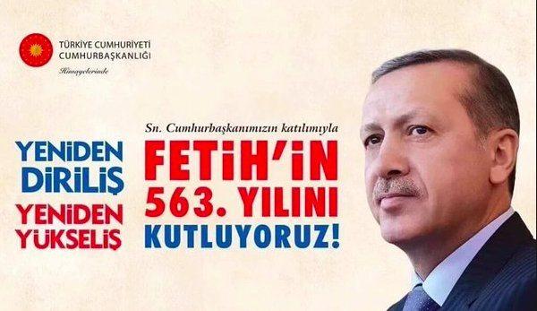 Erdoğan'ın katılacağı