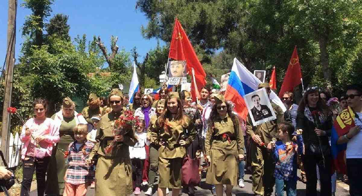 Heybeliada'da Zafer Günü: Faşizme karşı mücadele ettiler, sıra bizde
