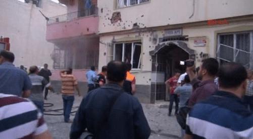 IŞİD Kilis'e yine saldırdı: 1 kişi yaşamını yitirdi!