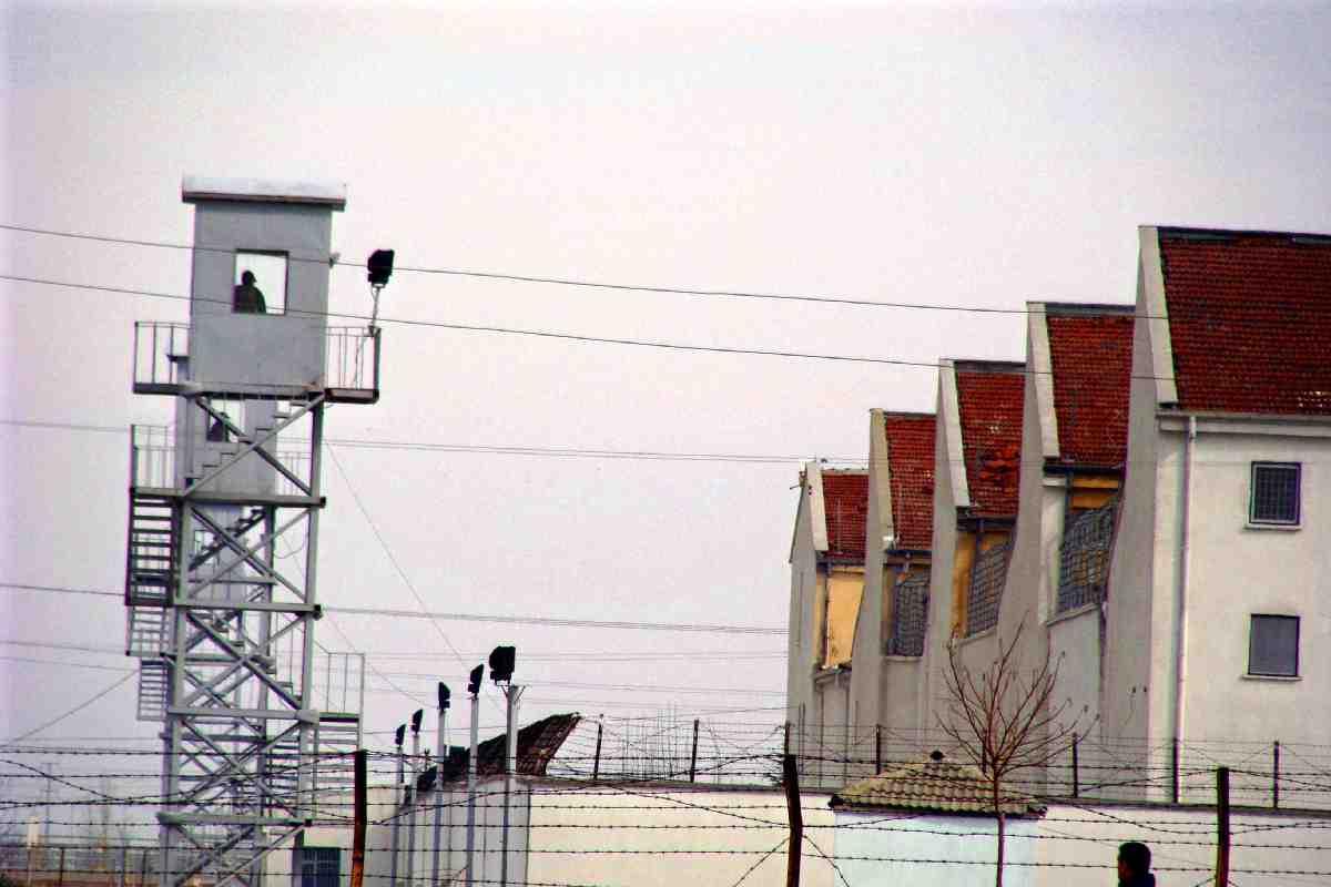 Konya E Tipi Kapalı Cezaevinde tecavüz