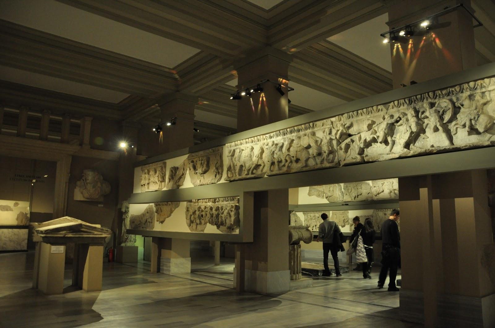 Türkiye'deki 30 müze bu akşam ücretsiz!