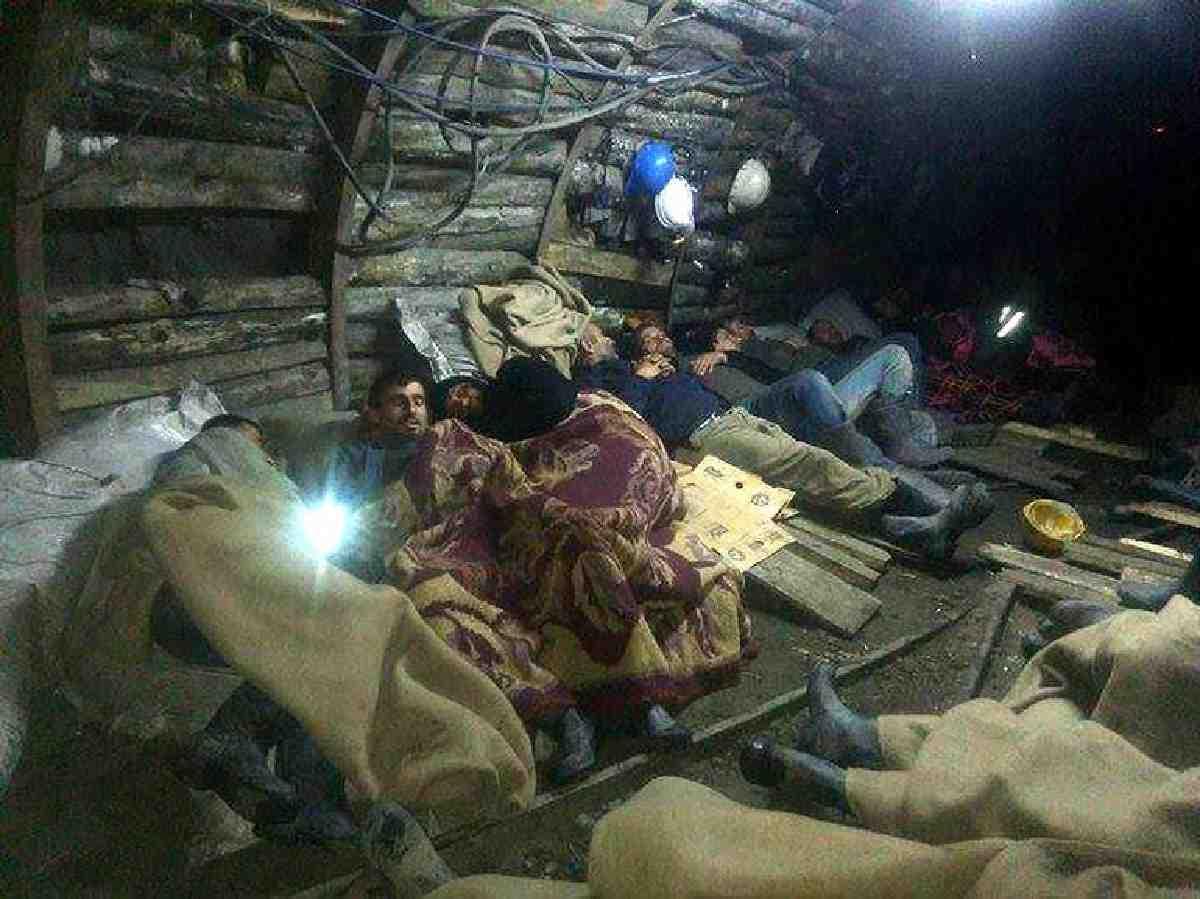 Zonduldak Valisi'nden açlık grevindeki maden işçileri ile alakalı skandal açıklama