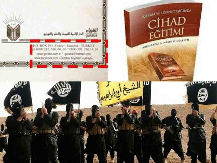 AKP, IŞİD'in propaganda kitaplarını kütüphanelere dağıtmış