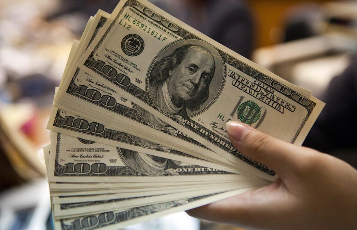 Fitch'in açıklaması öncesi dolar 4.90'ın üzerine çıktı