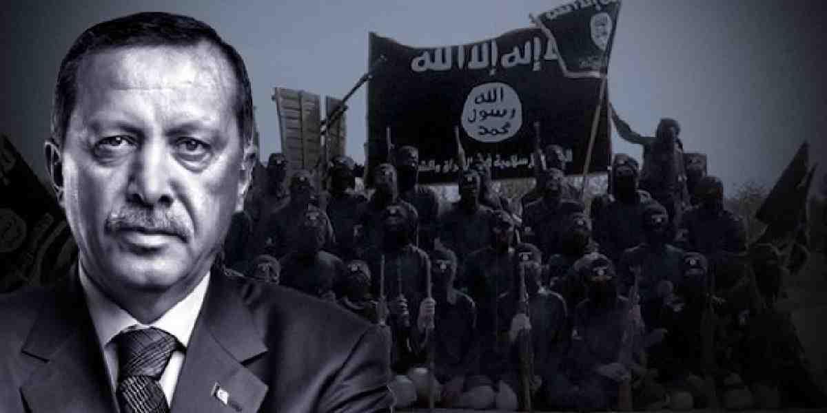 Türkiye'nin dört bir yanı IŞİD üssü