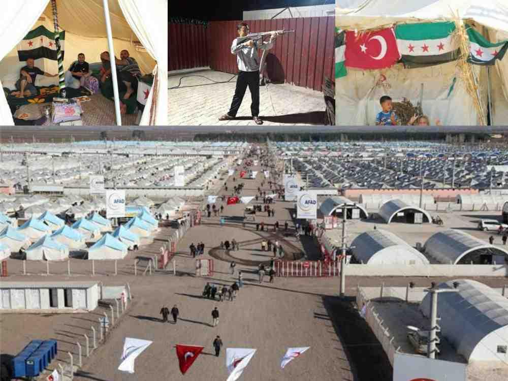 Emniyet, Maraş'ta sığınmacı kampına direnen Alevi yurttaşları doğruladı