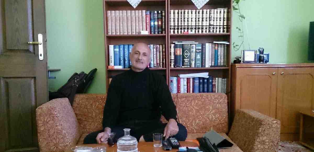 #Ensar Vakfı sapığı Ereğli'de hakim karşısında: Sevgiyle, rahmetle ilgilendim