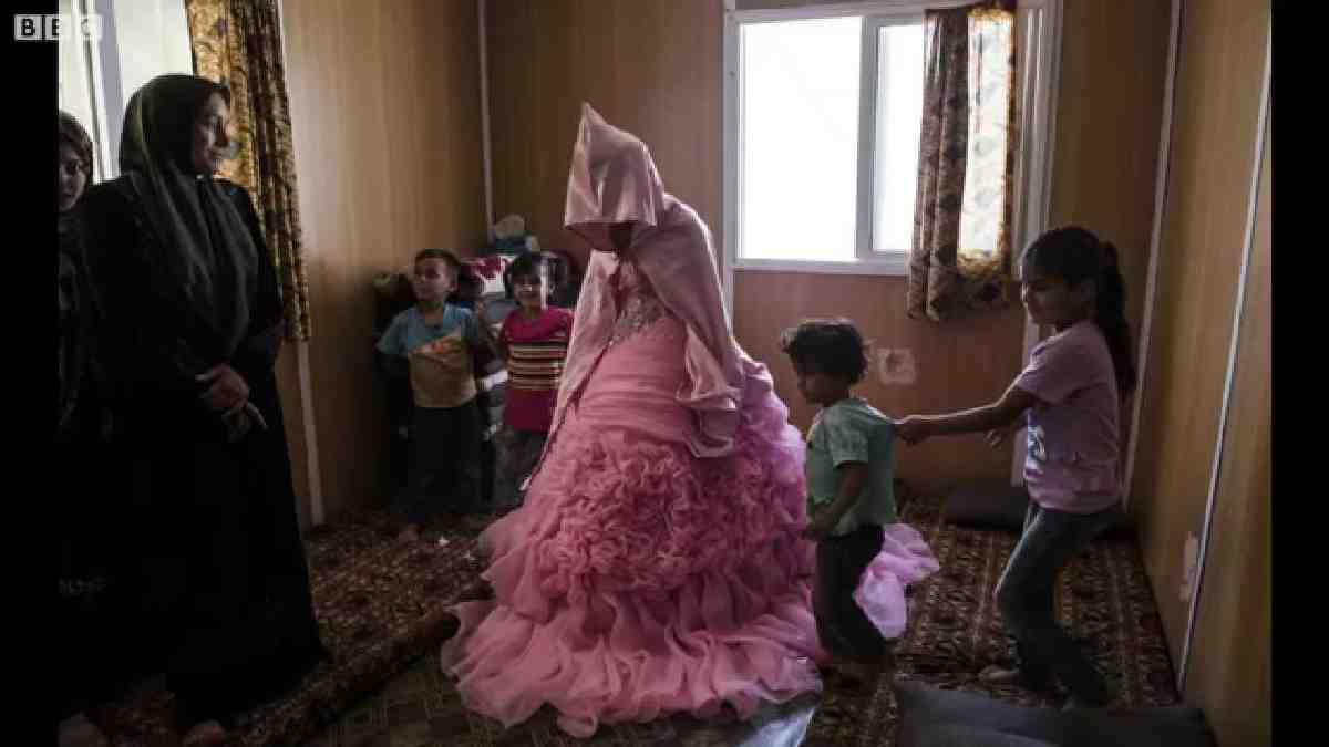 Sığınmacı çocuk gelinlerin sayısında büyük artış