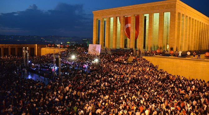 MİT'ten Anıtkabir açıklaması