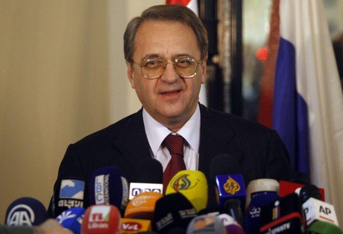 Bogdanov: Militanlar Libya'ya Türkiye'nin desteğiyle gönderiliyor