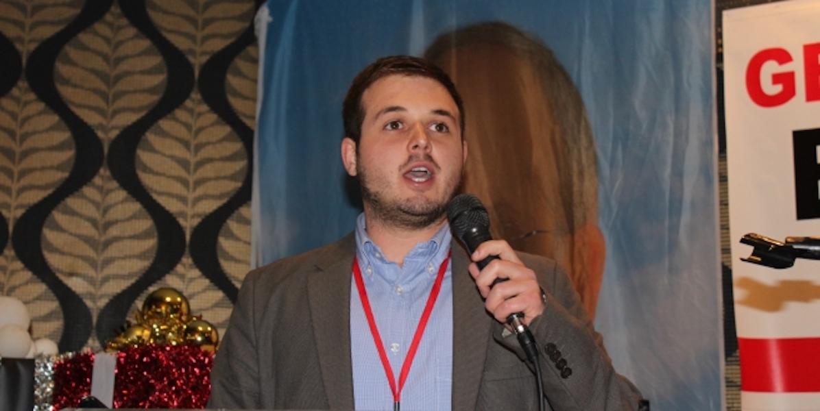 Böyle olur Kılıçdaroğlu'nun gençlik kolu başkanı: Deniz Gezmiş anmasında komünistleri hedef gösterdi