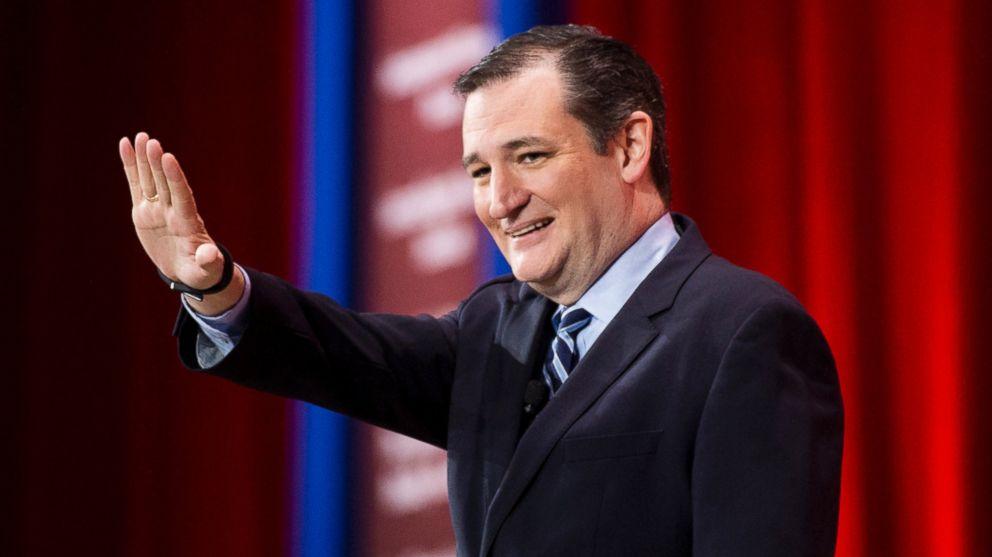 Ted Cruz başkanlık yarışından çekildi
