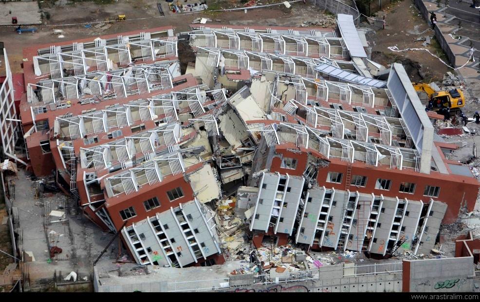 7'den şiddetli deprem bekleniyor