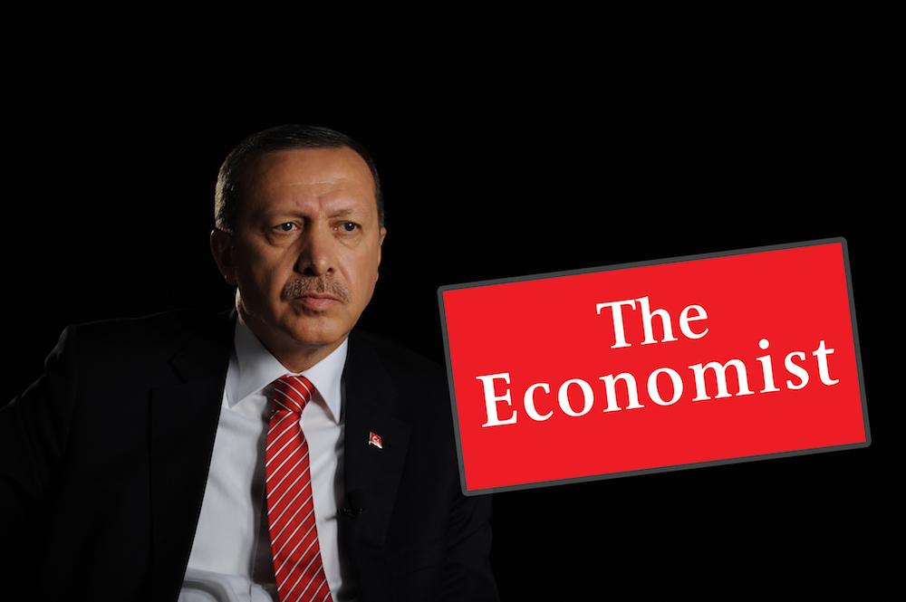 Economist: Erdoğan daha açık ve kibirli oldu