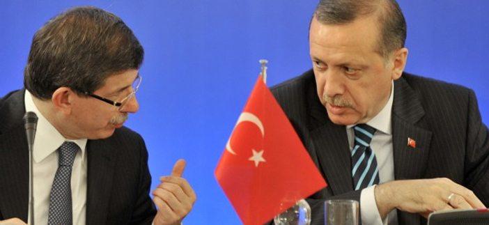 Erdoğan-Davutoğlu krizinde