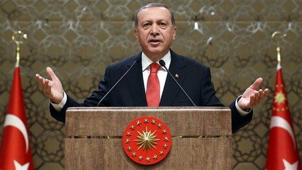 Erdoğan: Makamlar hizmet için araç