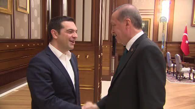 Erdoğan yine İngilizcesini konuşturdu: Where is kravat?
