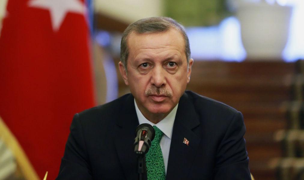Erdoğan oylara el koydu: