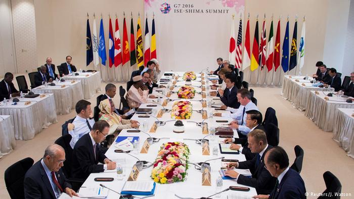G7'den Rusya'ya yaptırım tehdidi