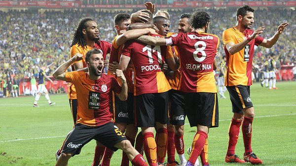 Ziraat Türkiye Kupası şampiyonu Galatasaray oldu