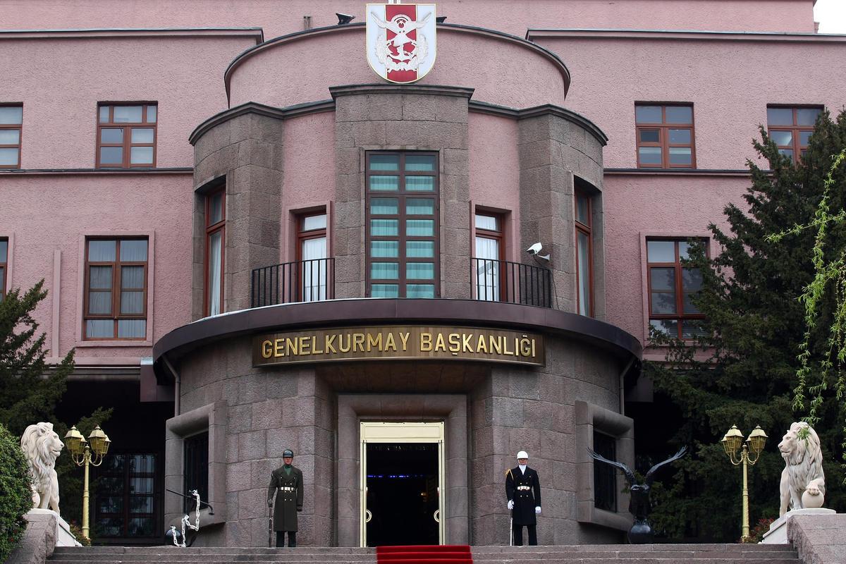 TSK: Çukurca'da helikopter füze ile düşürülmüş olabilir
