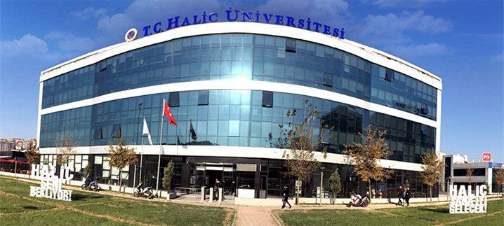 Haliç Üniversitesi'ne