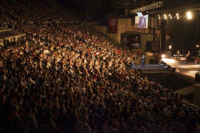 İstanbul'da yağmacılık tam hız: Harbiye Açıkhava Tiyatrosu yıkılacak!