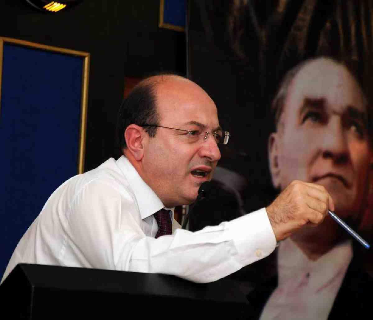 İlhan Cihaner'den Yüksek yargı başkanlarına istifa çağrısı