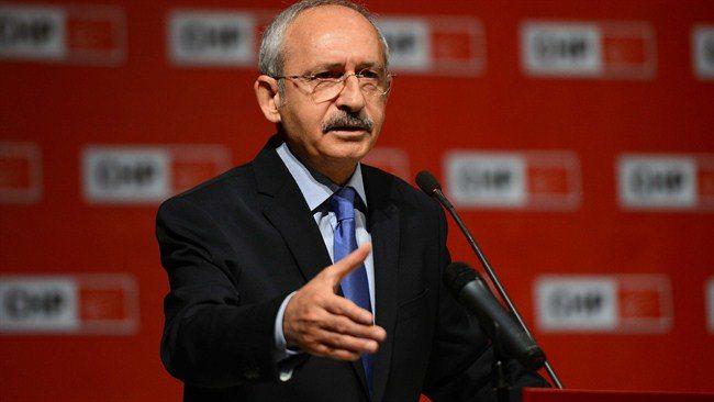 Kılıçdaroğlu: Erdoğan bir diktatör