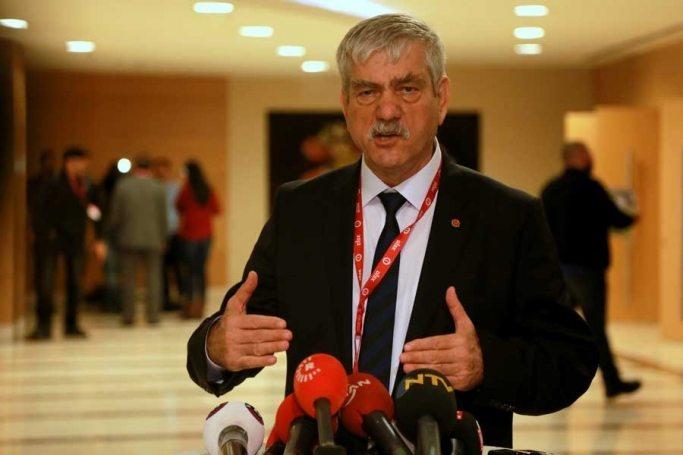 DİSK Başkanı Kani Beko, CHP'den milletvekili adayı