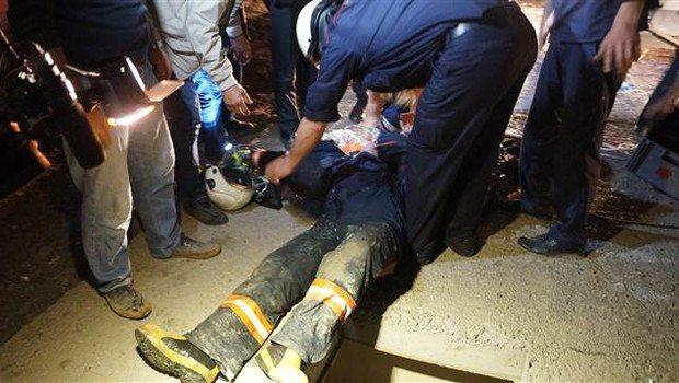 Kadıköy Kurbağalıdere 2 işçinin ölümüne neden oldu...
