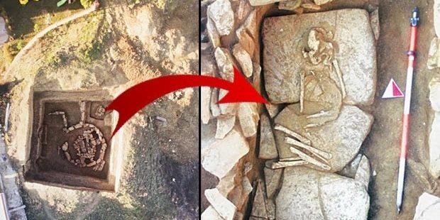 Yılın en büyük arkeolojik keşfi gerçekleştirildi