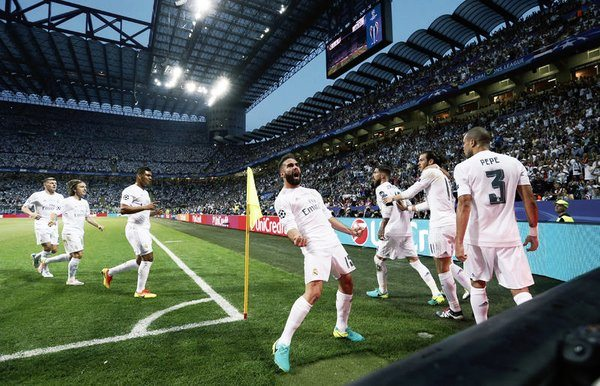 Şampiyonlar Ligi şampiyonu Real Madrid oldu