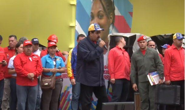 Venezuela'da 1 Mayıs zammı