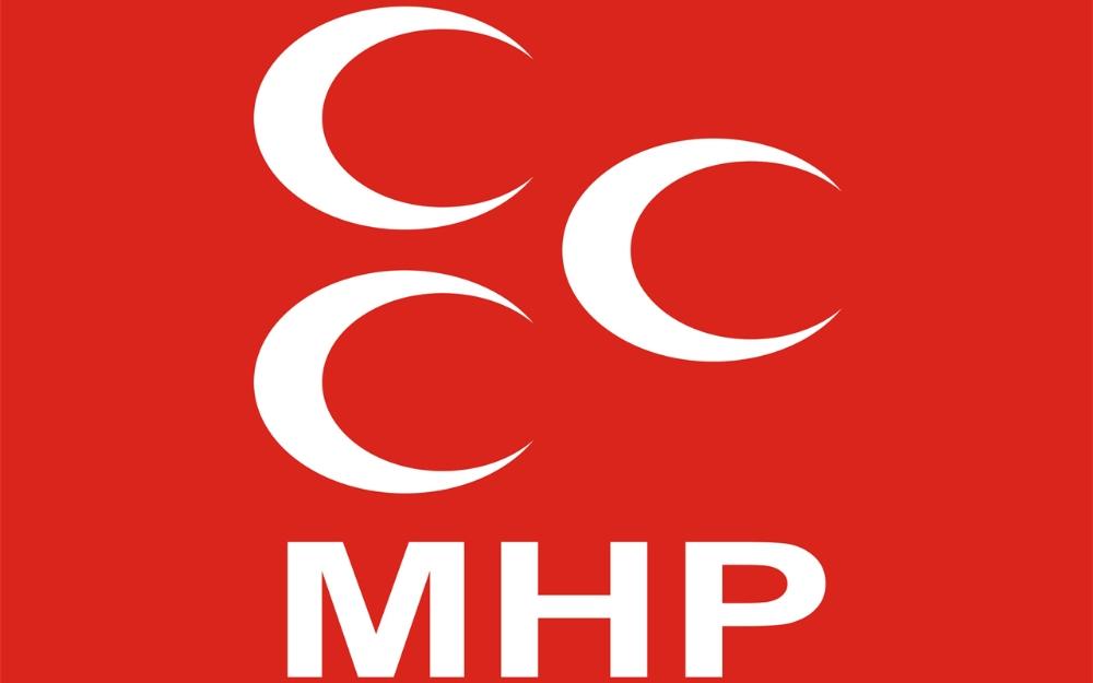 MHP'de muhalefetten yazılı açıklama