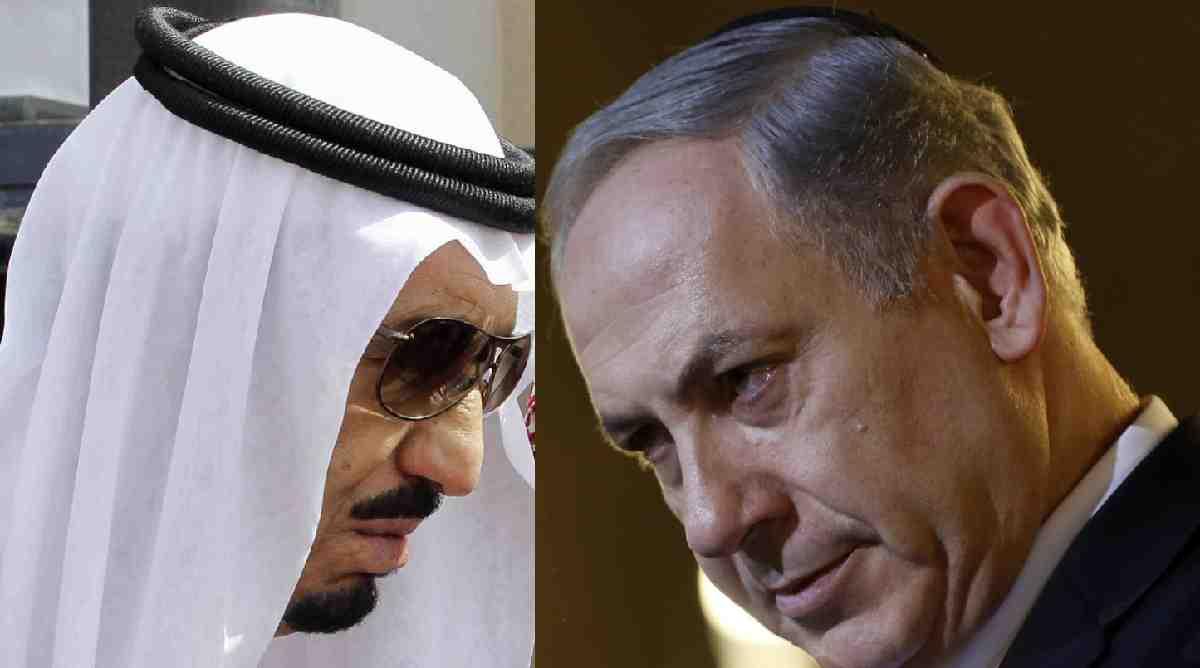 Suud Kralı Selman, Netanyahu'nun seçim masraflarını karşılamış