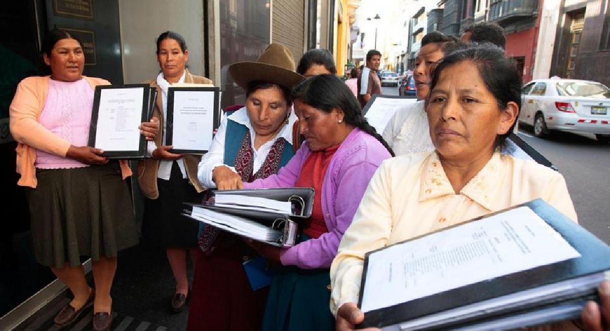Peru'da Fujimori döneminde binlerce kadın ve erkek kısırlaştırılmış