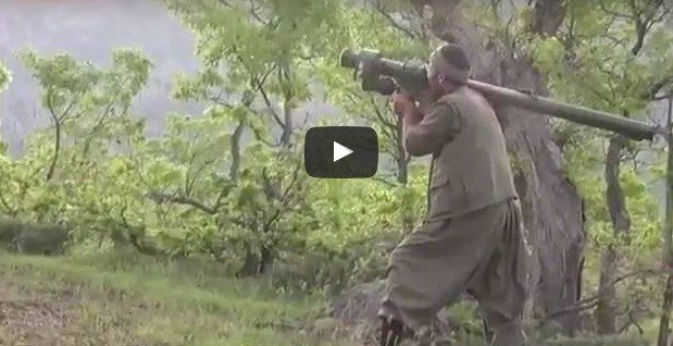 VİDEO | TSK'teknik arıza' demişti: PKK, helikopter vurma görüntülerini yayımladı