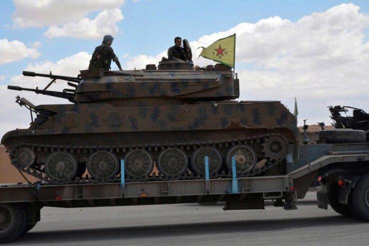 PYD: Rakka federal Kürt bölgesinin parçası olacak