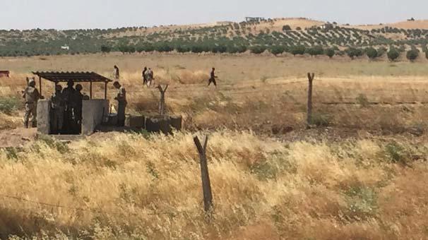 Önemli iddia: IŞİD Karkamış karşısında yığınak yaptı