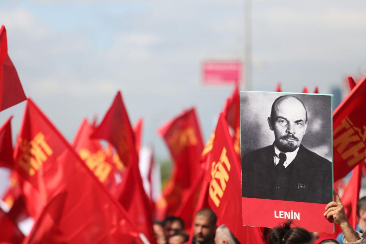 Komünistlerden yeni yıl açıklaması: 2017, gericiliğe, sermayeye ve emperyalizme karşı mücadele yılı olacaktır