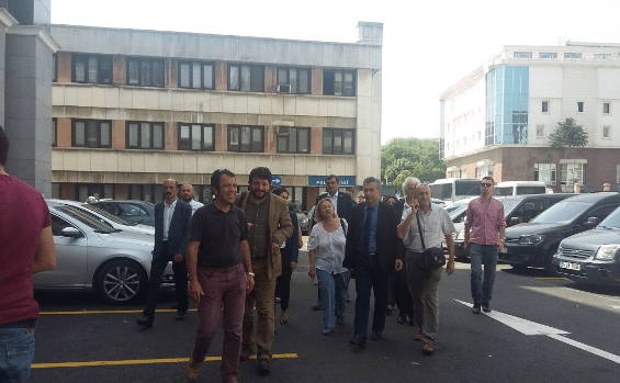 Mimarlar Odası'na polis baskını: Gözaltına alınan mimarlar serbest bırakıldı