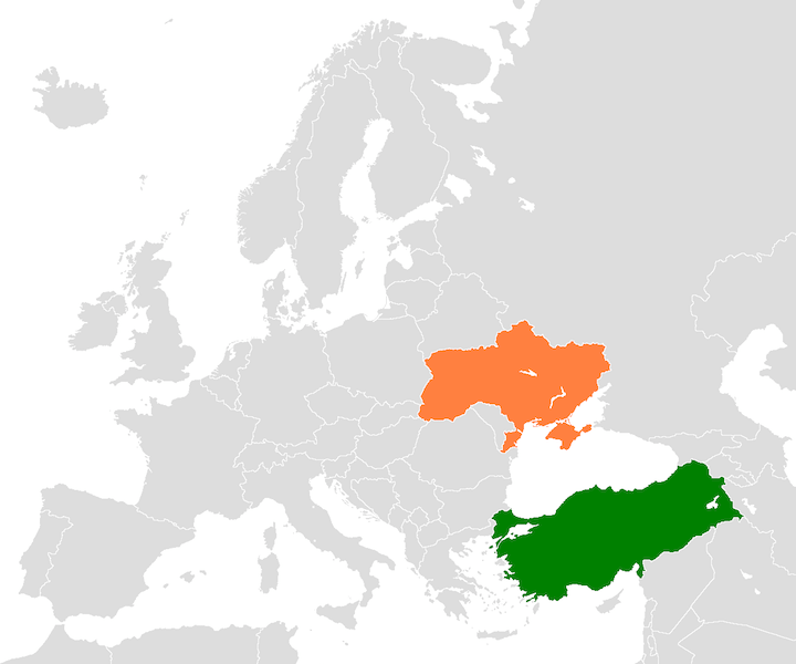Türkiye Ukrayna ile ilişkileri derinleştiriyor