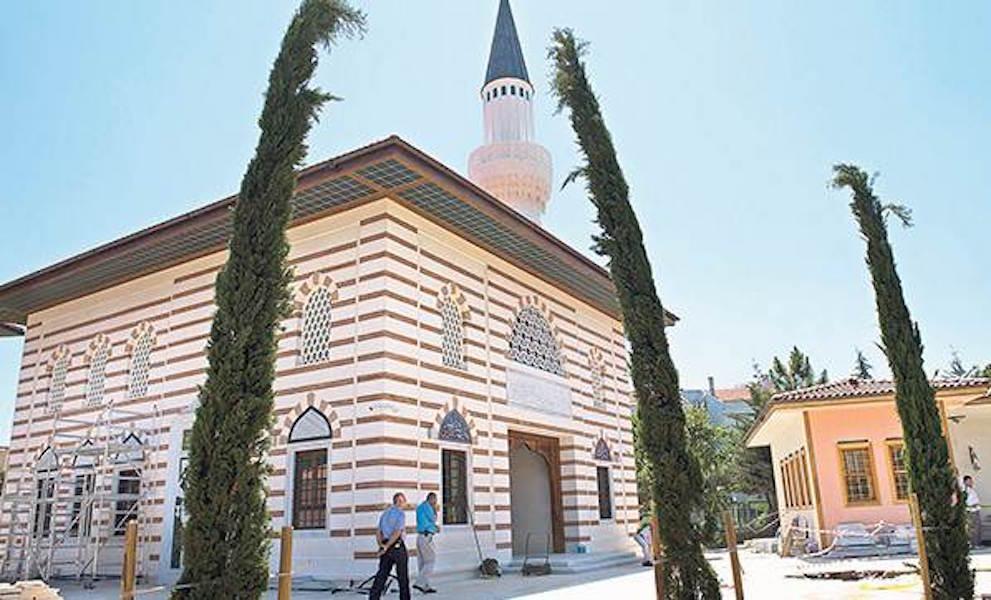AKP'li Üsküdar Belediyesi camileri satışa çıkardı