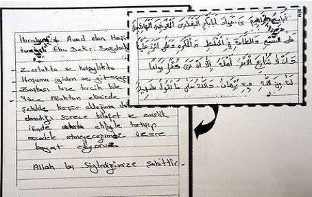 IŞİD'in Türkçe biat metni