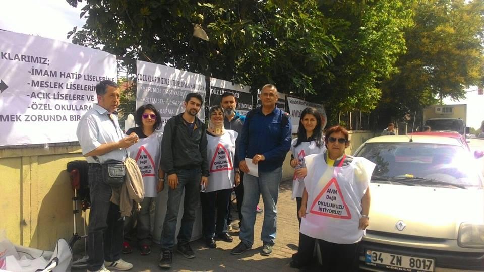 RÖPORTAJ | Acıbademliler: AKP'nin imam hatipine de AVM'sine de hayır