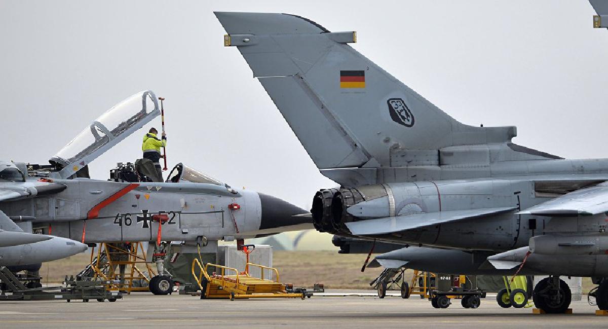 Alman milletvekilleri NATO şemsiyesi altında Konya'daki üsse gidiyor