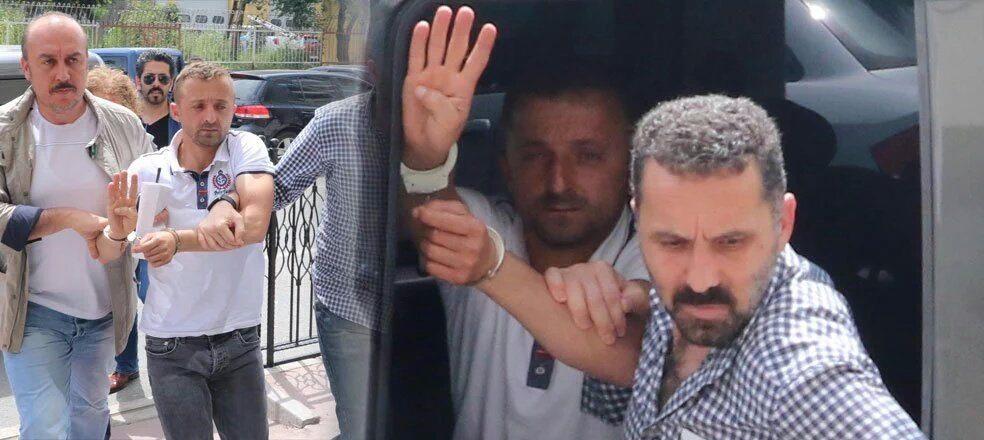 7 kurşunla cinayet işledi, 'Rabia' selamıyla Erdoğan'dan destek istedi