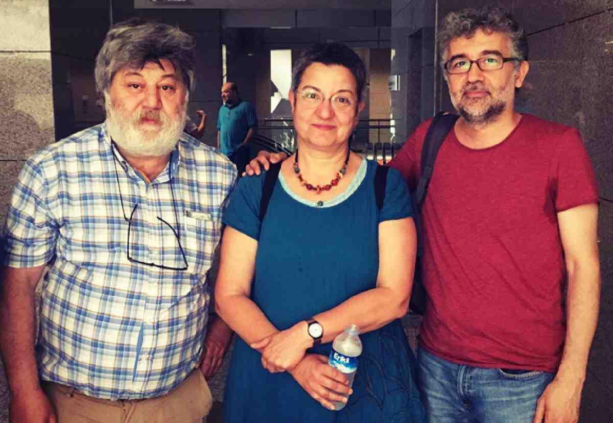 Fincancı, Nesin ve Önderoğlu için istenen ceza belli oldu