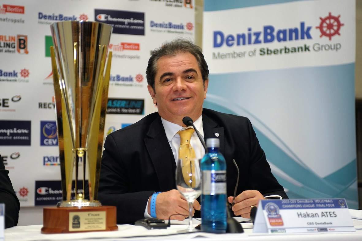 Denizbank Genel Müdürü: Yunanistan konumuna düşeriz